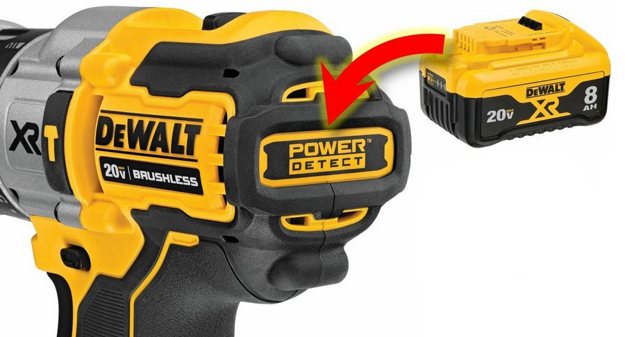 DeWALT POWERDETECT™