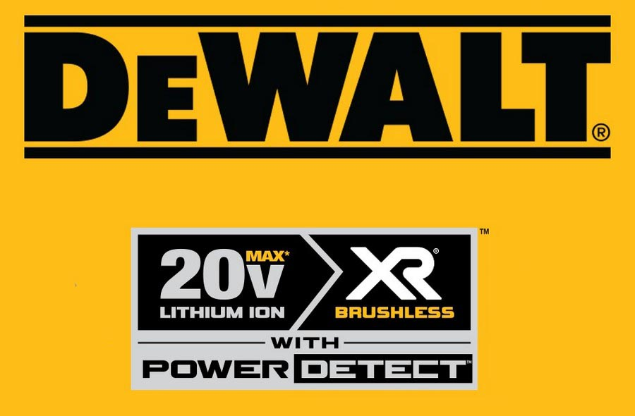 Новая линейка инструмента DeWALT Power Detect™