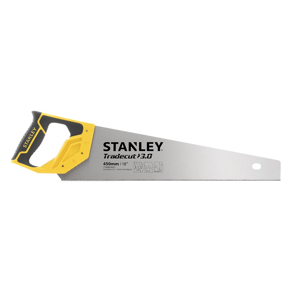 Ножовка Stanley STHT20354-1 Tradecut 460mm 7tpi