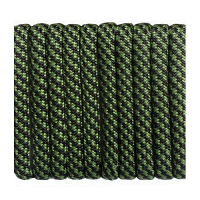 Guardian Paracord 550 Type III Black&Grass stairs