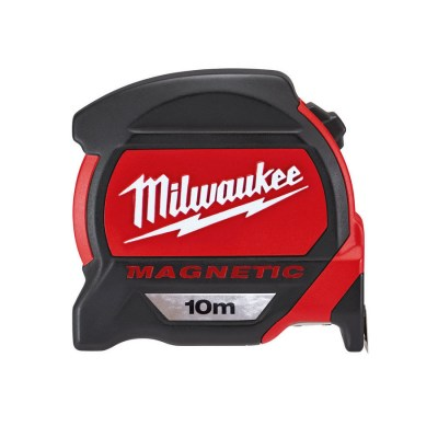 Рулетка Milwaukee MAGNETIC TAPE PREMIUM 10m, 48227310