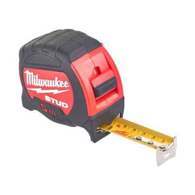 Рулетка Milwaukee 48229905 STUD 5m