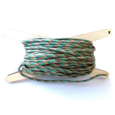 Guardian Paracord 550 Type III Green Camo (1 м)