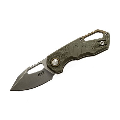 Нож MKM Knives Isonzo Green