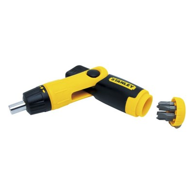 Набор Stanley 0-63-038 Pistol Grip Ratchet