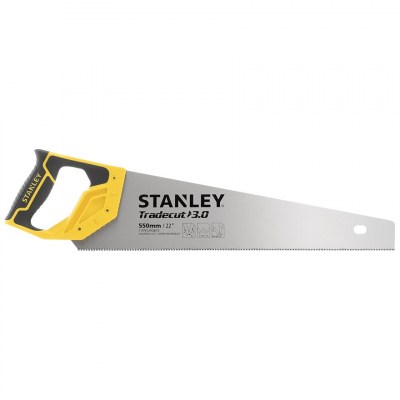 Ножовка Stanley STHT1-20353 Tradecut 550mm 11tpi